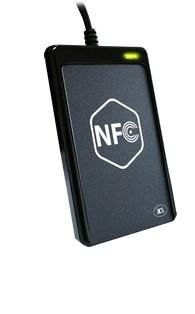 nfc カード リーダー